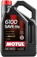 Моторное масло Motul 6100 Save-Lite 5W-20 4л