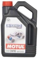 Моторное масло Motul Hybrid 0W-16 4л
