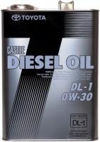 Моторное масло Toyota Castle Diesel Oil DL-1 0W-30 4л