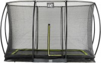 Фото - Батут Exit Silhouette Ground 8x12ft Safety Net