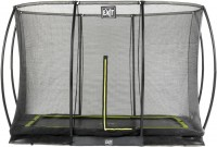 Фото - Батут Exit Silhouette Ground 7x10ft Safety Net