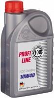 Моторное масло Hundert Profi Line 10W-40 1л