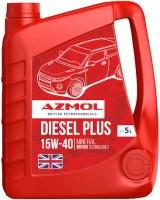 Моторное масло Azmol Diesel Plus 15W-40 5л