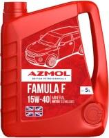 Моторное масло Azmol Famula F 15W-40 5л