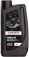 Моторное масло Azmol Famula M 5W-40 1л