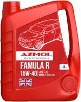 Моторное масло Azmol Famula R 15W-40 5л