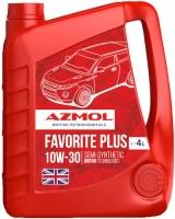 Моторное масло Azmol Favorite Plus 10W-30 4L