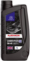 Моторное масло Azmol Leader Plus 5W-40 1 л