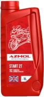 Моторное масло Azmol Start 2T SAE 40 1л