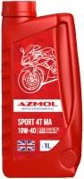 Моторное масло Azmol Sport 4T 10W-40 1л