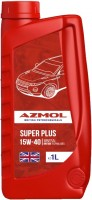 Моторное масло Azmol Super Plus 15W-40 1 л