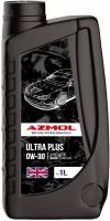 Моторное масло Azmol Ultra Plus 0W-30 1л