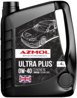 Моторное масло Azmol Ultra Plus 0W-40 4л