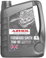 Фото - Трансмиссионное масло Azmol Forward Sinth 75W-90 4л