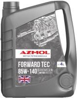 Фото - Трансмиссионное масло Azmol Forward Tec 85W-140 4л