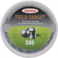 Кулі й патрони Luman Field Target 4.5 mm 0.55 g 500 pcs