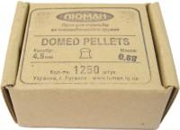 Фото - Пули и патроны Luman Domed Pellets 4.5 mm 0.68 g 1250 pcs
