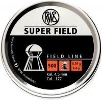 Кулі й патрони Dynamit Nobel RWS Super Field 4.5 mm 0.54 g 500 pcs
