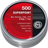 Фото - Пули и патроны Dynamit Nobel Basic GECO Superpoint IT 4.5 mm 0.50 g 500 pcs