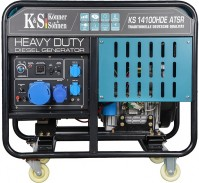 Электрогенератор Konner&Sohnen Heavy Duty KS 14100HDE ATSR