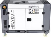 Электрогенератор Konner&Sohnen Heavy Duty KS 14200HDES ATSR