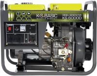 Электрогенератор Konner&Sohnen Basic KS 6000D