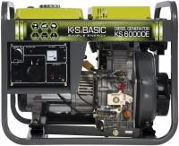 Фото - Электрогенератор Konner&Sohnen Basic KS 6000DE