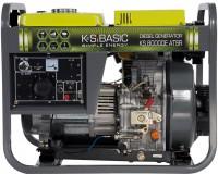 Электрогенератор Konner&Sohnen Basic KS 8000DE ATSR