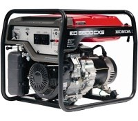 Электрогенератор Honda EG5500CXS