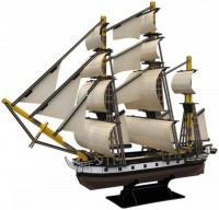Фото - 3D пазл CubicFun HMS Beagle T4027h
