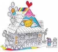 3D пазл CubicFun Toy House P693h