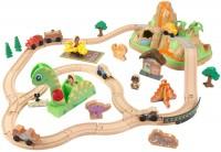 Фото - Автотрек / железная дорога KidKraft Dinosaur Train Set 18016