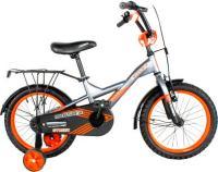 Фото - Детский велосипед Crosser Street C-7 16