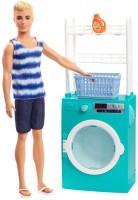 Кукла Barbie Ken Laundry Room FYK52