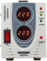 Стабилизатор напряжения Greenwave STAB-S-500