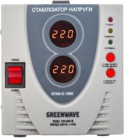 Стабилизатор напряжения Greenwave STAB-S-1000