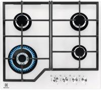 Варочная поверхность Electrolux GPE 363 YV белый