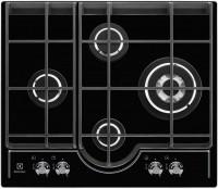 Фото - Варочная поверхность Electrolux GPE 363 RCK черный