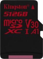 Фото - Карта памяти Kingston microSDXC Canvas React  512ГБ