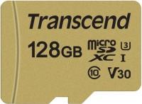 Фото - Карта памяти Transcend microSDXC 500S  128ГБ
