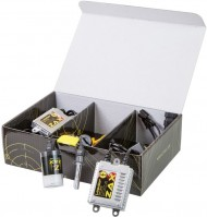 Фото - Автолампа ZAX Pragmatic H27W/2 Ceramic 3000K Kit