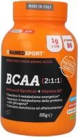 Фото - Аминокислоты NAMEDSPORT BCAA 2:1:1 300 tab
