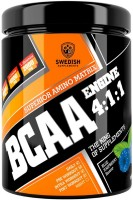 Фото - Аминокислоты Swedish Supplements BCAA 4-1-1 Engine 400 g