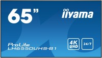 "Монитор Iiyama ProLite LH6550UHS-B1 65"""