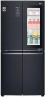 Холодильник LG GC-Q22FTBKL черный