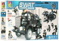 Конструктор Jubilux SWAT Corps C0558