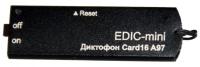 Фото - Диктофон Edic-mini Card16 A97