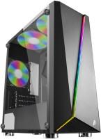 Фото - Корпус (системный блок) 1stPlayer Rainbow R7 черный