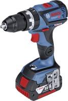 Фото - Дрель/шуруповерт Bosch GSB 18V-60 C Professional 06019G2100