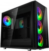 Фото - Корпус (системный блок) Fractal Design DEFINE S2 VISION RGB черный